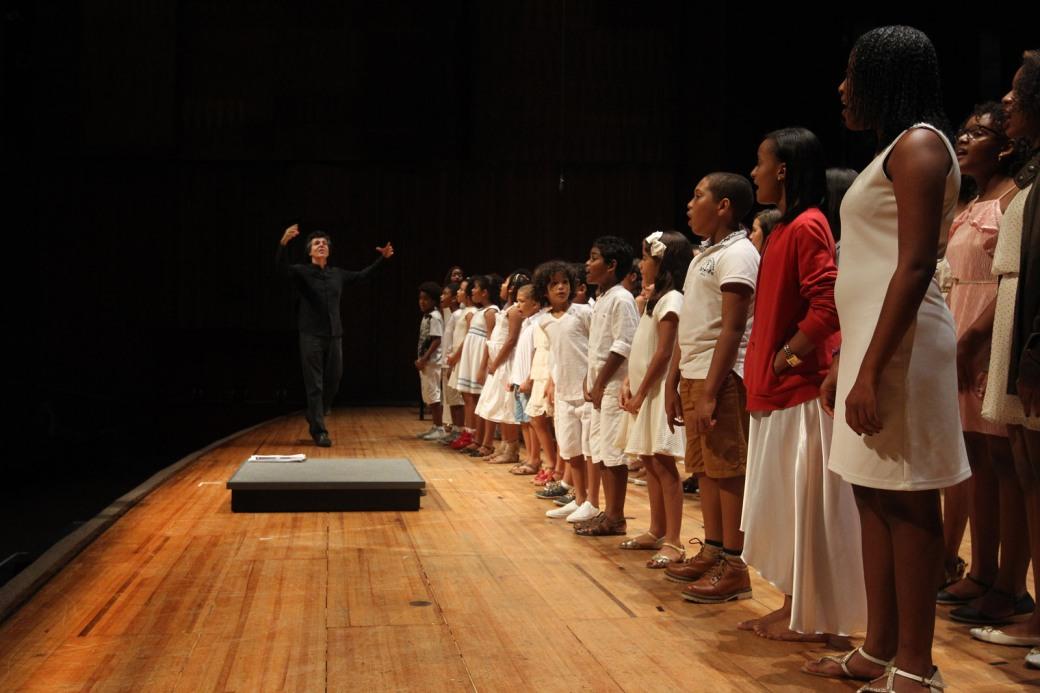 Neojiba celebra 10 anos de atuação. Fotos: Pedro Moraes/GOVBA