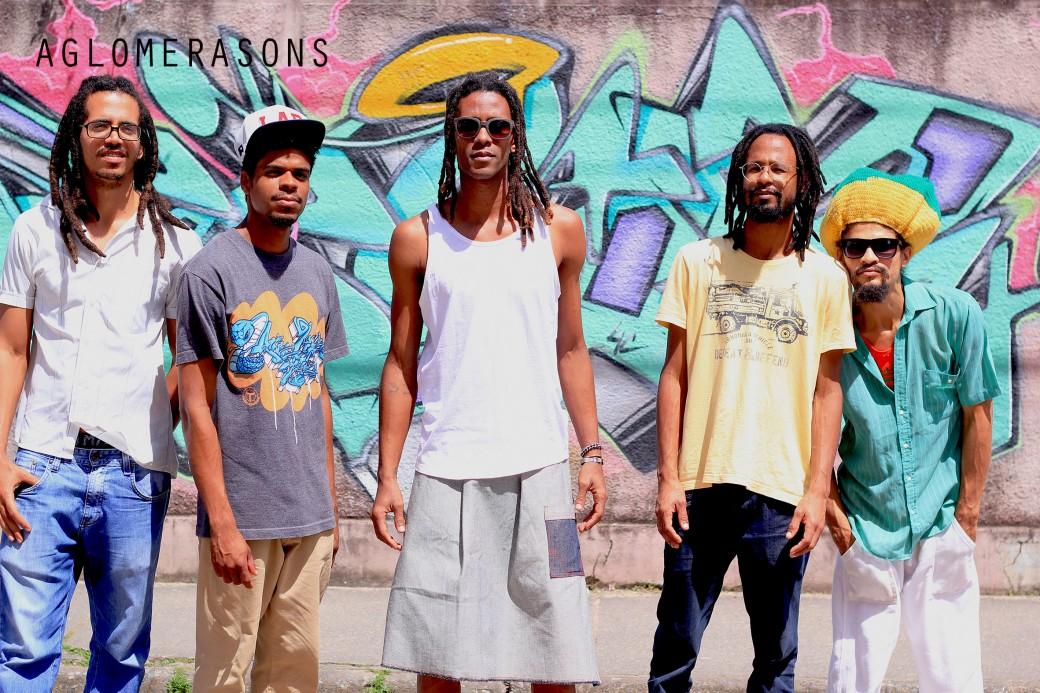 Banda AglomeraSons (2) - Foto Denisse Salazar