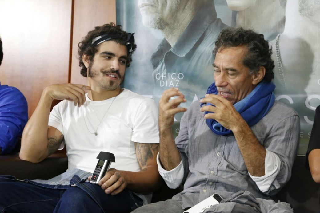 Caio Castro e Chico Diaz 02 Foto Quelli