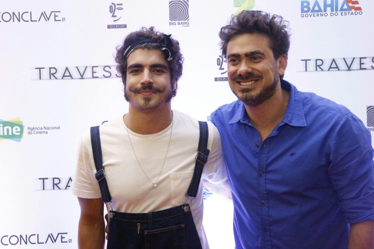 Caio Castro e João Gabriel
