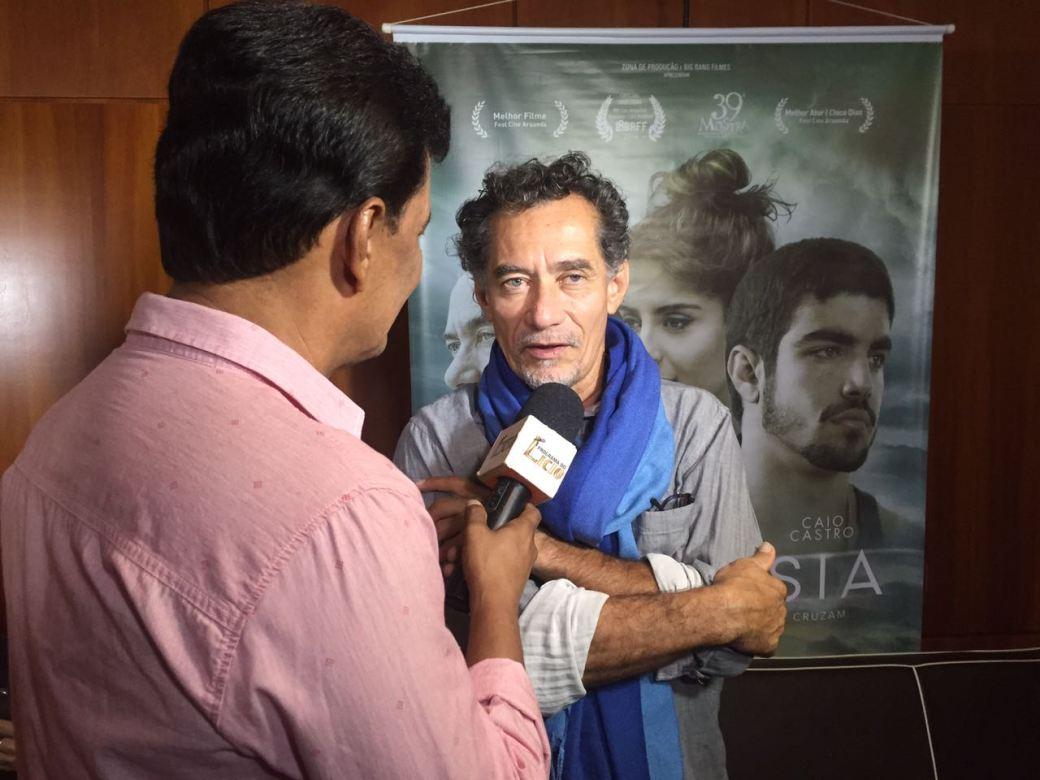 Chico Diaz na Pré-estreia Travessia foto Mônica Carvalho (3)