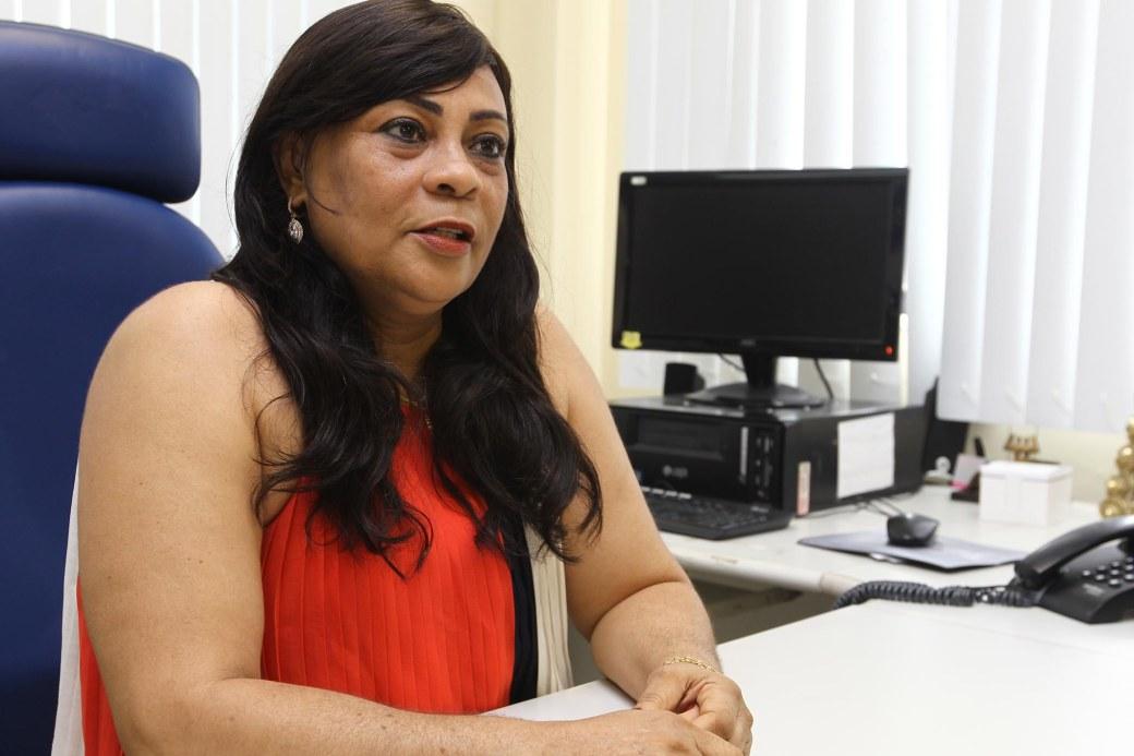 delegada Heleneci Nascimento