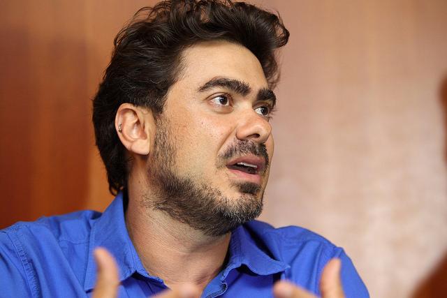 Joao Gabriel diretor- Foto Pedro Moraes GOVBA