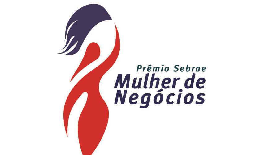 Prêmio Mulher de Negócios.Ilustração