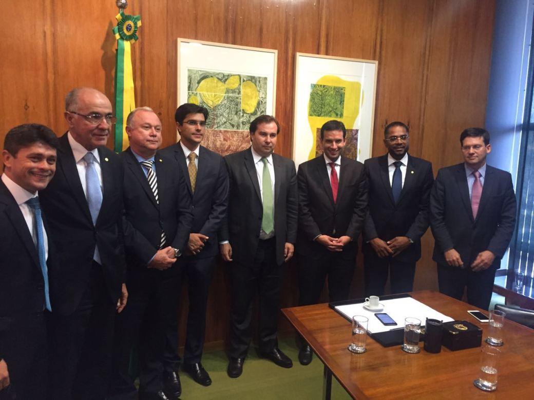 Presidente da CMS ver Leo Prates em Brasília_Reunião Rodrigo Maia 3