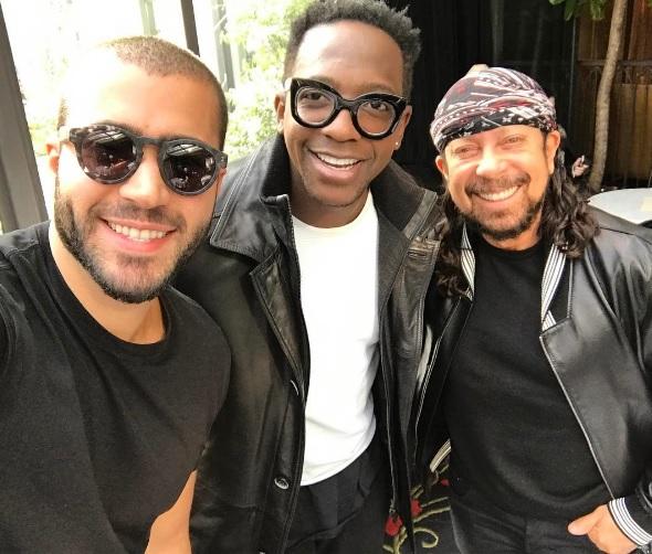 Rafa Marques, Mumuzinho e Bell Marques