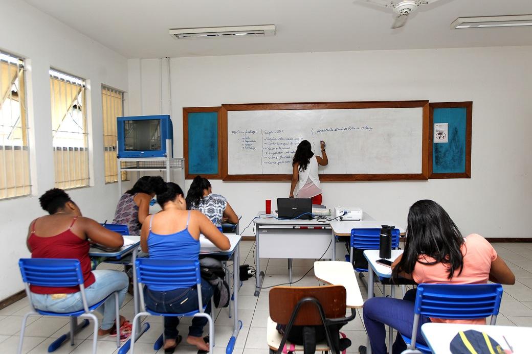 Governo do Estado investe em educação profissional