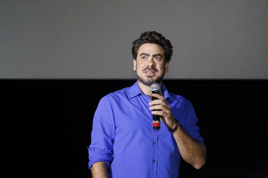 João Gabriel B Foto Quelli