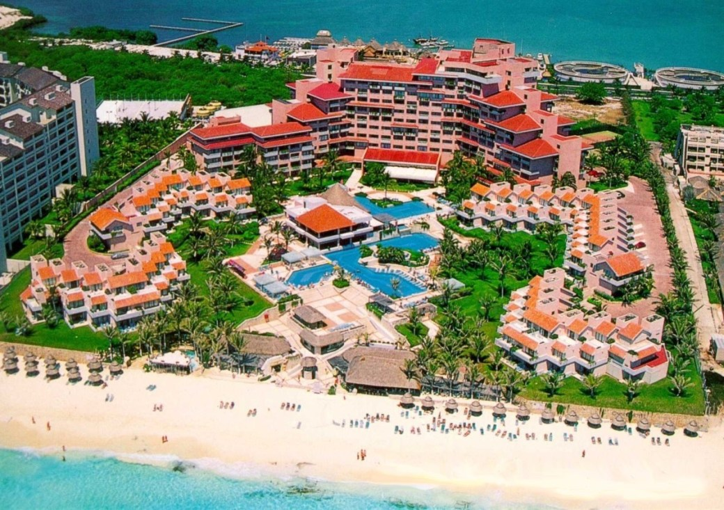 ORO VACATION CLUB - Omni Cancun Resort (vista aérea) (1)