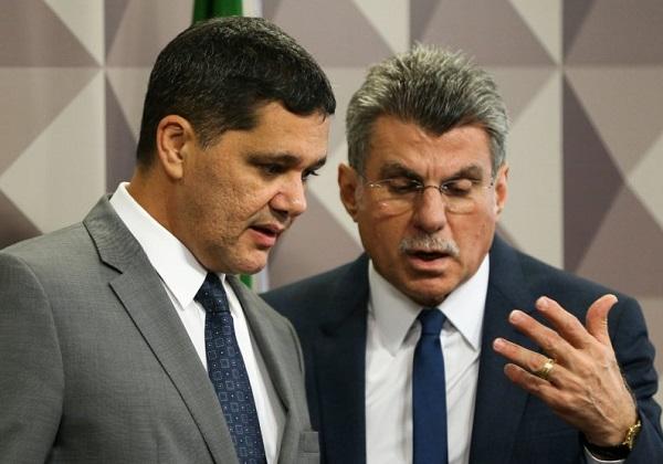 Senado_Ricardo-Ferraco-e-Romero-Juca