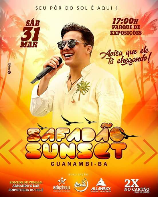Safadão-em-Guanambi
